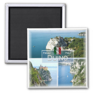 IT Italy # Friuli Venezia Giulia - Duino - Magnet