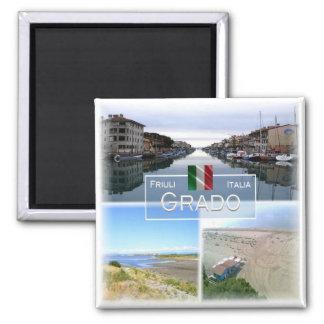 IT Italy # Friuli Venezia Giulia - Grado - Magnet