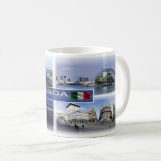 IT Italy - Genova Genoa - Coffee Mug