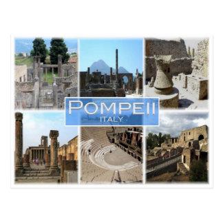 IT Italy - Italia - Pompeii - Postcard