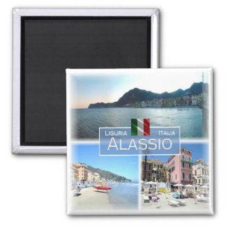 IT Italy # Liguria -  Alassio - Magnet