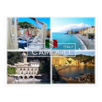 IT Italy - Liguria - Camogli - Postcard