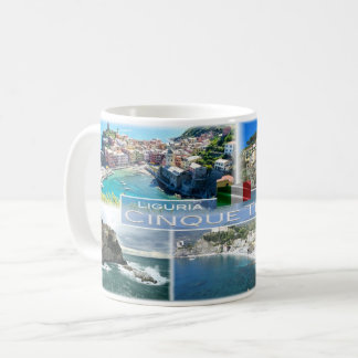 IT Italy -  Liguria -   Cinque Terre - Coffee Mug