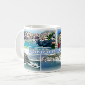 IT Italy - Liguria - Cinque Terre - Coffee Mug
