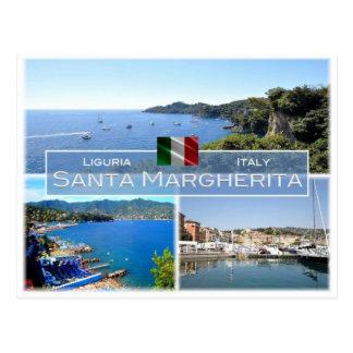 IT Italy - Liguria - Santa Margherita ligure - Postcard
