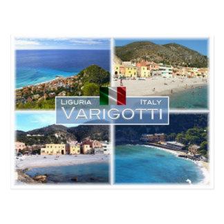 IT Italy - Liguria - Varigotti - Postcard