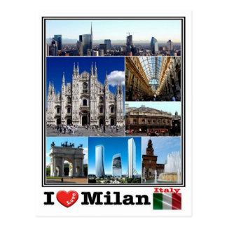 IT Italy - Milan - Postcard