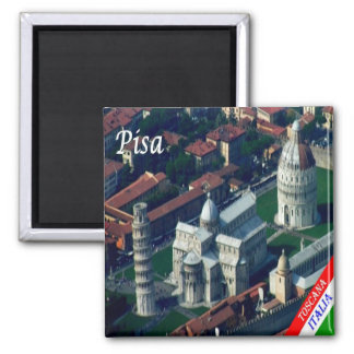 IT - Italy - Pisa - Field of Miracles Magnet