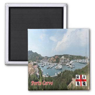 IT - Italy - Porto Cervo - The Port Magnet
