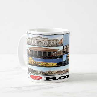 IT Italy -  Rome  Roma - Coffee Mug