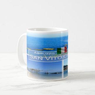 IT Italy - San Vito Chietino - Coffee Mug