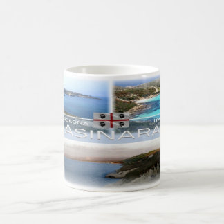 IT Italy - Sardegna - Asinara - Coffee Mug