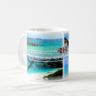 IT Italy - Sardegna - Baunei - Coffee Mug