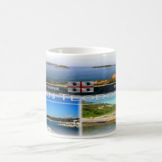 IT Italy - Sardegna - San Teodoro - Coffee Mug