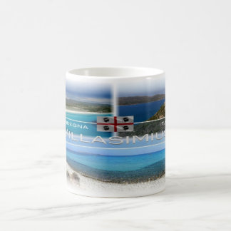 IT Italy - Sardegna - Villasimius - Coffee Mug