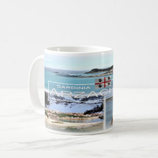 IT Italy - Sardinia - Arzachena - Coffee Mug