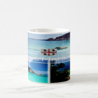 IT - Italy - Sardinia - Baulei - Cove Mariolu - Coffee Mug