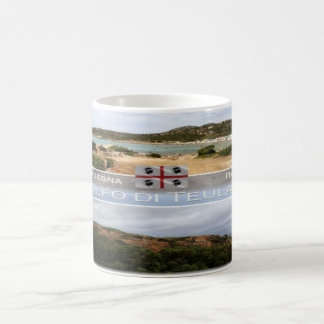 IT - Italy - Sardinia - Capo Spartivento - Coffee Mug