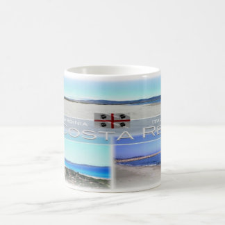 IT Italy - Sardinia - Costa Rey - Coffee Mug