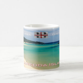 IT - Italy - Sardinia - Isola Tuaredda - Coffee Mug