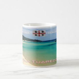 IT - Italy - Sardinia - Isola Tuaredda - Coffee Mug