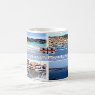 IT - Italy - Sardinia - La Maddalena - Coffee Mug