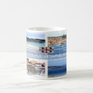 IT Italy - Sardinia - La Maddalena - Coffee Mug