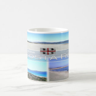 IT - Italy - Sardinia - Muravera - Costa Rei - Coffee Mug