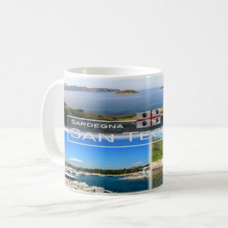 IT - Italy - Sardinia - San Teodoro - Coffee Mug