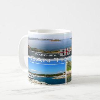 IT - Italy - Sardinia - San Teodoro - Coffee Mug