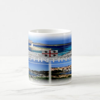 IT Italy - Sardinia - Stintino - Coffee Mug