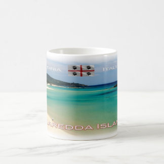 IT Italy - Sardinia - Tuaredda Island - Coffee Mug