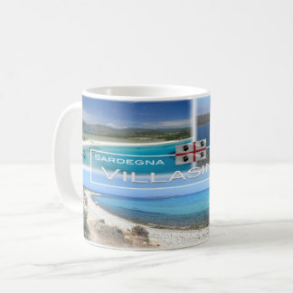 IT - Italy - Sardinia - Villasimius  - Coffee Mug