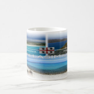 IT Italy - Sardinia - Villasimius - Coffee Mug