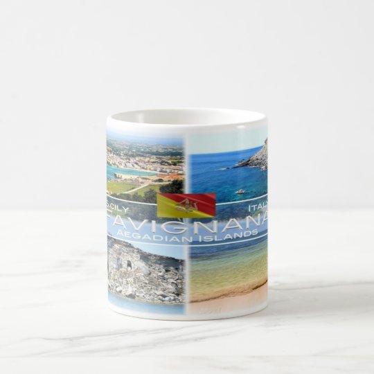 IT Italy - Sicily - Favignana island - Coffee Mug