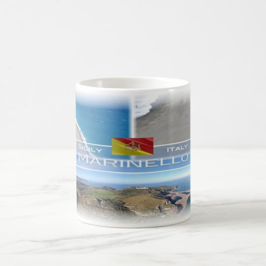 IT Italy - Sicily - Marinello Nature Reserve Coffee Mug