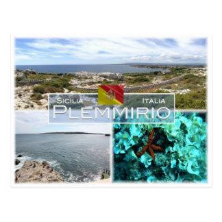 IT Italy - Sicily - Plemmirio  - Postcard