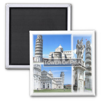 IT * Italy - The Leaning Tower Of Pisa Magnet