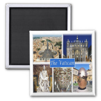 IT * Italy - The Vatican Magnet