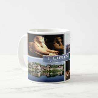 IT Italy -  Turin Torino - Coffee Mug