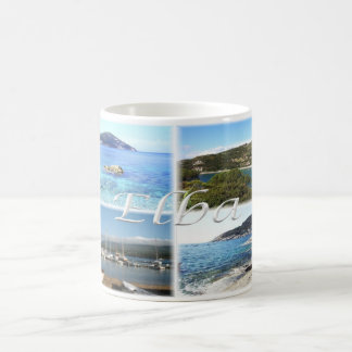 IT Italy - Tuscany - Elba - Coffee Mug