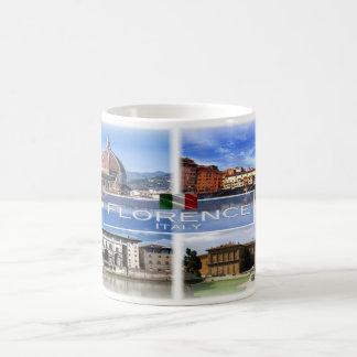 IT Italy - Tuscany - Florence Italy - Coffee Mug