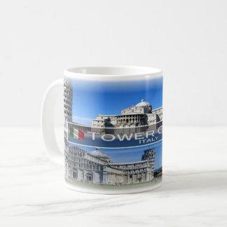 IT Italy - Tuscany - Tower Of Pisa - Coffee Mug