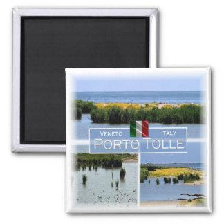 IT Italy # Veneto -  Porto Tolle - Magnet