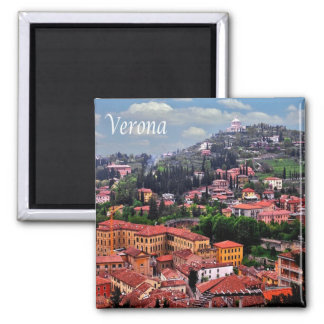 IT - Italy - Verona - Panorama Magnet