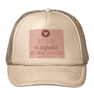 It knows trucker hat