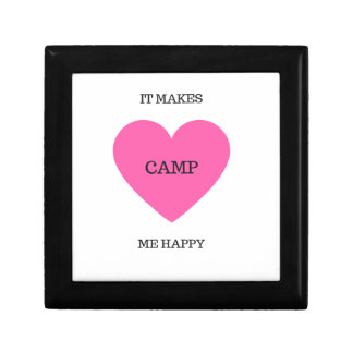 It Makes Me Happy- Camp Gift Box