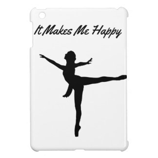 It Makes Me Happy iPad Mini Cover