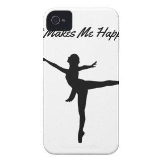 It Makes Me Happy iPhone 4 Case