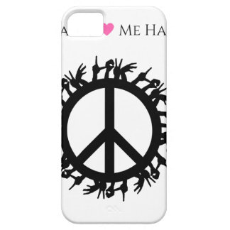 It Makes Me Happy-Peace Case For The iPhone 5